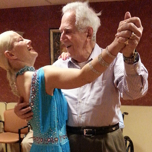 len with ballroom dancer